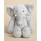 """Jellycat Infant Piper Large Elephant - 19"""""""
