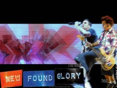 Music Wallpaper : New Found Glory