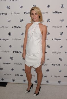 Rachael Taylor Photos - Actress Rachael Taylor attends the InStyle Summer Soiree held Poolside at the Mondrian hotel on August 2013 in West Hollywood, California. - Arrivals at the Annual InStyle Summer Soiree Carrie Anne Moss, Rachael Taylor, Jessica Jones, Black Bodycon Dress, Sexy Legs, Nice Dresses, Celebrity Style, Celebrities, Dion Lee
