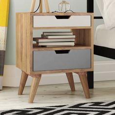 Browse through hundreds of bedside tables & cabinets from traditional oak to contemporary white. Choose a look to suit your home & enjoy FREE delivery on orders over Shop Online now! 3 Drawer Bedside Table, Bedside Cabinet, Bedside Tables, Bedside Drawers, Modern Bedside Table, Bedroom Furniture Sets, Home Furniture, Bedroom Sets, Furniture Design