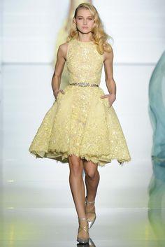 Zuhair Murad Spring 2015 Couture - Style.com