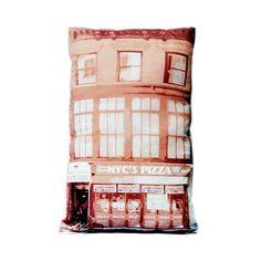Pizza Shop Pillow