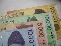 Economy: The won is the currency of both North and South Korea. One U.S. dollar is equal to 1,123.5 wons. Wons range all the ways from 1 to 100,000.