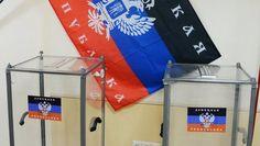Выбора на Донбассе. Подготовка и перспективы.  Выбора на Донбассе. Подготовка и перспективыНа фоне сохранения боевых действий в низкоинтенсивной позиционной фазе возрастает значимость сторонних факторов, которые, по мнению участников конфликта, способны изме