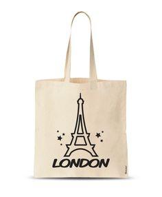 London funny Tote Bag Custom Tote bag unique tote bag by store365 Custom Tote  Bags db5afc2aa59ff