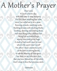 A Mother's Prayer ~ Thank. You, God for my wonderful Daughter. The years have gone by so fast. She's all grown up now and turned into a  beautiful lady. She is my Daughter, my friend, and I am so blessed to have her in my life. Thank You God.