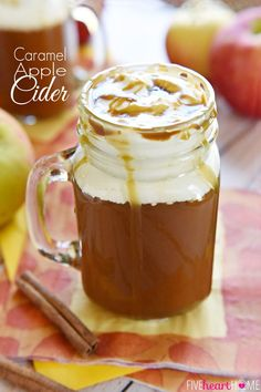 This wonderful apple cider drink will keep everyone warm this season. Warm up to a pot of this on Halloween night!