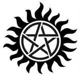 Supernatural Tattoo - Bing Images -Totally want this as a tattoo...But I might regret that when I am thirty