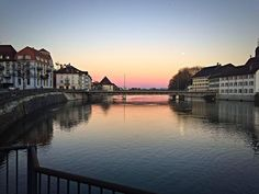Aare, Solothurn <3