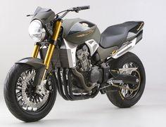 Honda 919 #custom #motorcycle