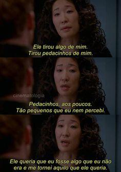 Yang Grey's Anatomy, Anatomy Grey, Cristina Yang, Frases Greys Anatomy, Series Movies, Tv Series, You Are My Person, Abc Family, Looking For Alaska
