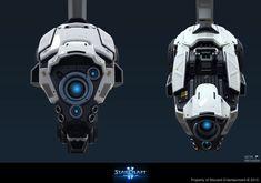 ArtStation - Starcraft II Nova Covert Ops - Camera - Highpoly, Gaëtan Montaudouin