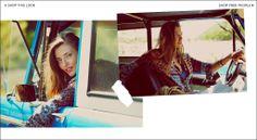 free people road trip lookbook // shopbop. gorgeous. #lulusrocktheroad