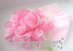 Esto es Firella flores en tela, conoce lo que hago, Bienvenido.