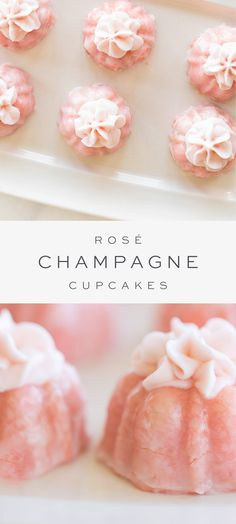 The best recipe for Pink Champagne Cupcakes with bubbly sweet champagne flavor, perfect for special occasions. The best recipe for Pink Champagne Cupcakes with bubbly sweet champagne flavor, perfect for special occasions. Dessert Dips, Smores Dessert, Köstliche Desserts, Desserts For Birthdays, Sweet Desserts, Plated Desserts, Pink Champagne Cupcakes, Sweet Champagne, Rose Champagne