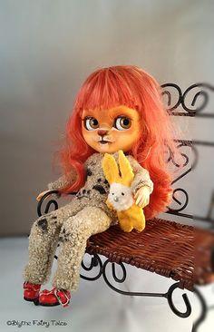 CUSTOM BLYTHE doll servizio base bambola non di BlytheFairyTales