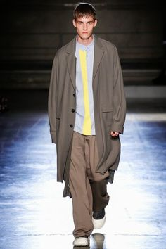 WOOYOUNGMI FW15 Mens Fashion Week