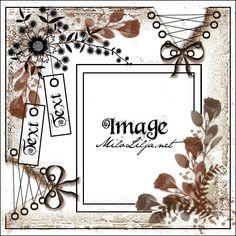 Feminine Heritage Page Idea ~ Love the corset-like lace-up embellishments.