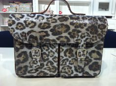 Our latest special, the OldSchool Bag 'Leopard'.