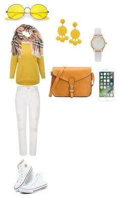 """women"" by mawena-17 ❤ liked on Polyvore featuring M&Co, River Island, Humble Chic, Vivani, Ray-Ban and Burberry"