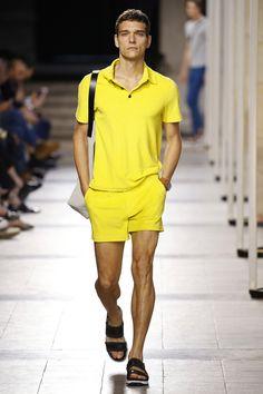 Hermès | Menswear - Spring 2017 | Look 27