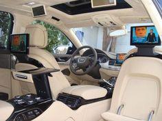 Audi A8L W12 6.3 Quattro Lang