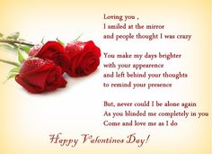 Valentines Day Quotes For Her Cute Things To Write To Your Girlfriend In A Valentines Card Http