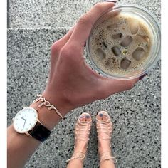 Starbucks saved my life totally with an iced coffee! ☕️ With the code ~ Lisasfashionbook~ you get 15% discount on your DW order @danielwellington #love#amazing #style #picoftheday#mangosandals #happy #followme #stilkolik #fashionblog #fashion #blogger #bestoftheday #blog #outfit #Zaralovers_ #fashionblogger_de #photooftheday #fashionvote #inspo #blogger_de#instamood #instafashion#fromwhereistand#outfitpost#styleblogger #ootd#streetstyleluxe #adidas#danielwellington#AboutYouIdols