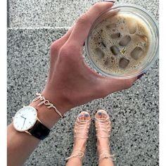 Starbucks saved my life totally with an iced coffee! ☕️ With the code ~ Lisasfashionbook~ you get 15% discount on your DW order @danielwellington #love#amazing #style #picoftheday#mangosandals #happy #followme #stilkolik #fashionblog #fashion #blogger #bestoftheday #blog #outfit #Zaralovers_ #fashionblogger_de #photooftheday #fashionvote #inspo #blogger_de#instamood #instafashion#fromwhereistand#outfitpost#styleblogger #ootd#streetstyleluxe #adidas#danielwellington#AboutYouIdols