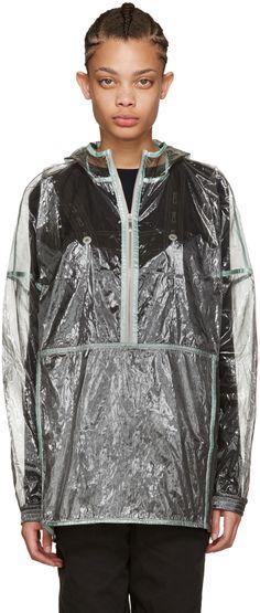 Cottweiler: Grey Glaze Jacket | SSENSE