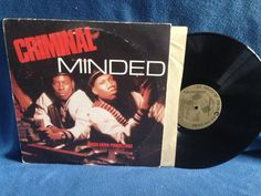 RARE Vintage Boogie Down Productions  Ghetto by sweetleafvinyl