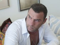 Pin for Later: The Sexiest TV Moments of 2014 Ray Donovan Ray (Liev Schreiber) knows a thing or two about a sassy stare.