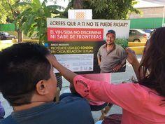 Brindan charlas de prevención y pruebas de VIH y Sífilis a pobladores de Tehuantepec