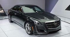 Los Mejores Autos: Cadillac CTS 2014 a precios desde $46,025 en los EE.UU.