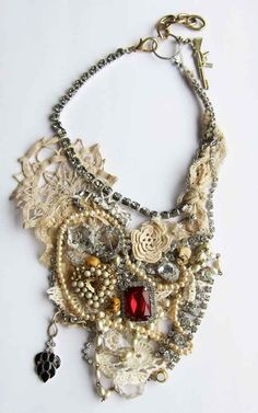 This is amazing and I love it!  Necklaces - hayden reilly
