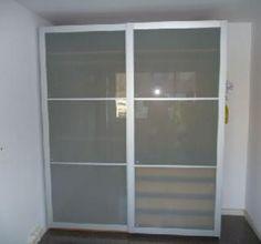 Se venden armarios blancos birkeland vidrio ikea segunda mano serie pax madrid muebles ikea - Segunda mano armario barcelona ...