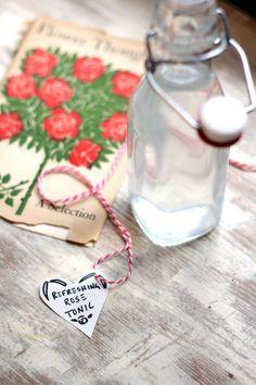 DIY Rose Water Toner | HelloNatural.co