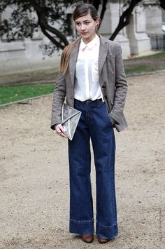 wearingthepants:    via streetfashion5xpro.      This is just so so…
