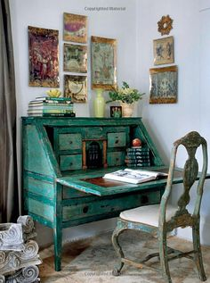 Bryan Batt - image from Big, Easy Style: Creating Rooms You Love to Live In