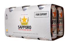 Sapporo Premium Draft Beer   RedMart Lager Beer Selection.  It has an amazingly crisp and refreshing taste, a refined bitterness, and leaves a clean finish. A beer that's great for good times at home or out on the town.
