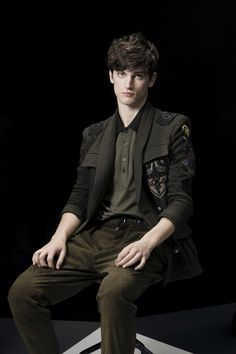 Model: Nathan Saignes