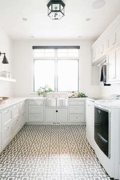 Kaysville New Build | House of Jade Interiors Pantry Laundry Room, Farmhouse Laundry Room, Laundry Rooms, Farmhouse Style, Wood Exterior Door, Breezeway, Built In Cabinets, Wood Drawers, New Builds