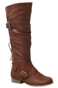 Bronx Flat Boots..love...gotta get them