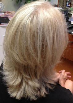 Dimensional color, Highlights Hair by Shannon Allar