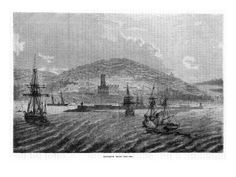 size: Giclee Print: A Steamer Approaches the Mouth of the Harbour at Penzance, Cornwall, Viewed from the Sea : Penzance Cornwall, Steamer, Find Art, Framed Artwork, Giclee Print, Sea, Prints, Catalog, Posters