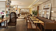 土耳其伊斯坦布尔尼坦塔西之家酒店 The House Hotel Nisantasi_极致之宿