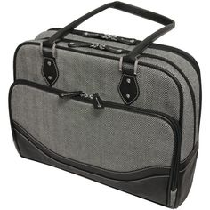 "MOBILE EDGE MEWHCS Herringbone Notebook Briefcase (14,1""; Small)"