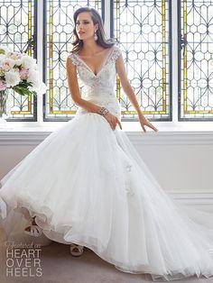 sophia tolli wedding dress 2015 leslie