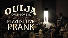 Universal Pictures: Ouija - Origin of Evil - Live Prank  #Ouija, #Prank, #Prankvertising, #UniversalPictures