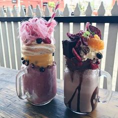 Naughty Boy - Carlton North, Melbourne | 17 Epic Australian Milkshakes To Add To Your Bucket List